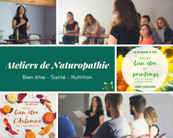 ateliers naturopathie
