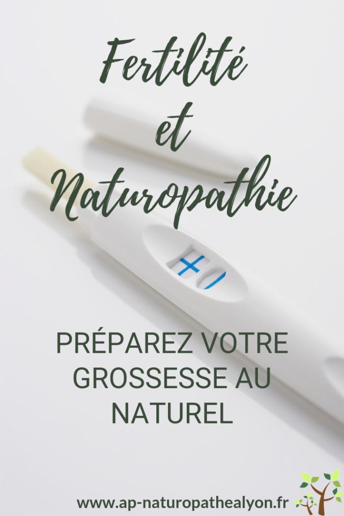 préparer grossesse naturel