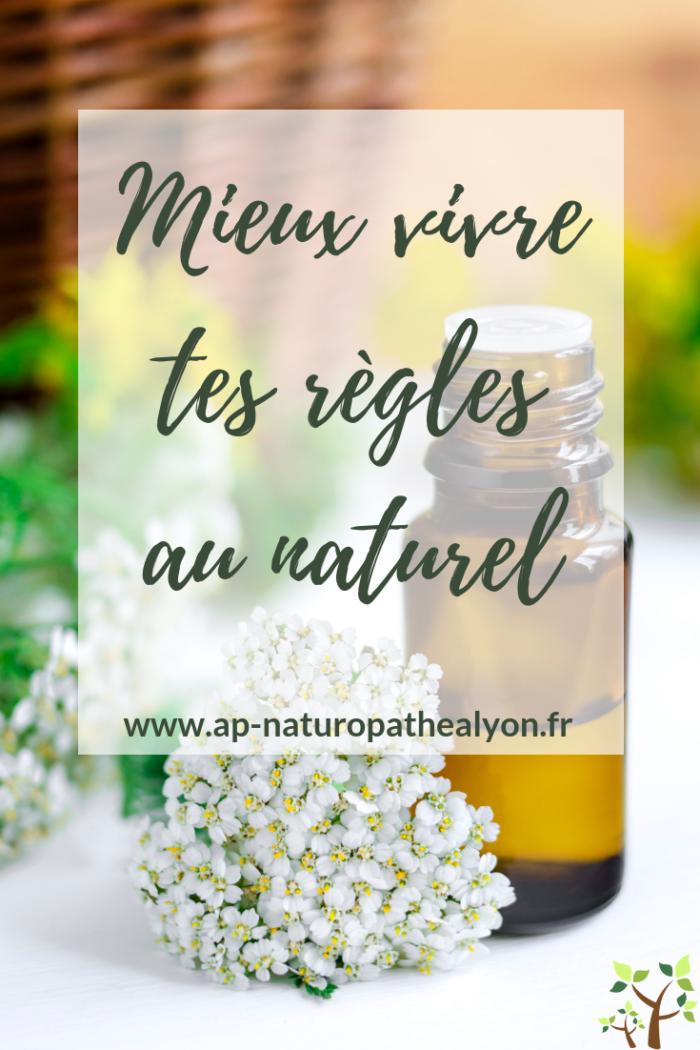 règles naturopathie